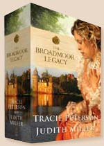 Broadmoor Legacy Boxed Set by Tracie Peterson and Judith Miller