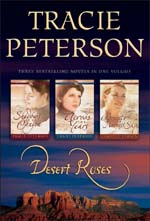 Desert Roses 3-in-1 by Tracie Peterson